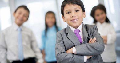 leadership pour les enfants